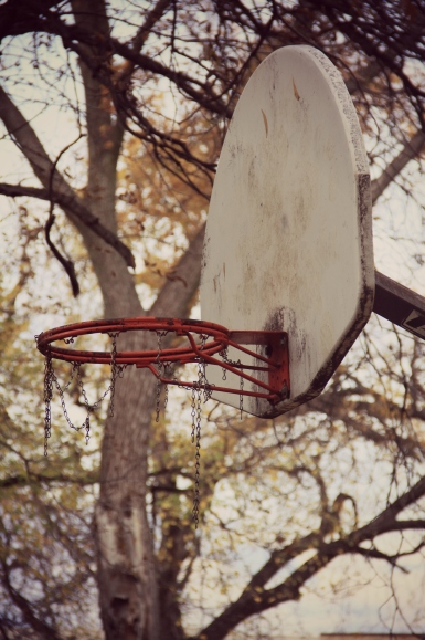 Old basketball Court