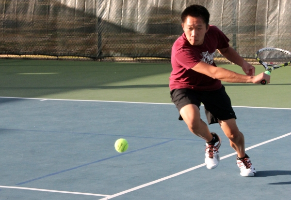 Varsity Tennis PSHS